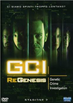 GCI - regenesis - stagione 2 (2004-2005) 4xDVD9 COPIA 1:1 ITA ENG