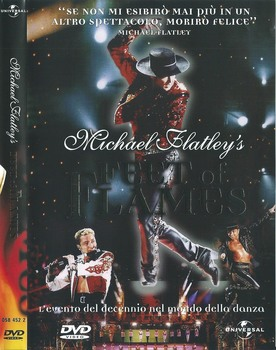 Michael Flatley - Feet Of Flames (1998) DVD5 COPIA 1:1 ITA ENG