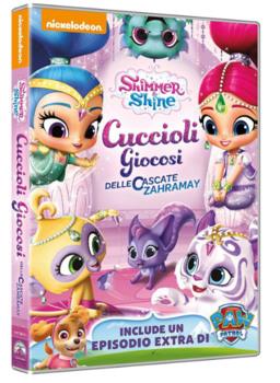 Shimmer e Shine - cuccioli giocosi delle cascate zahramay (2018) DVD9