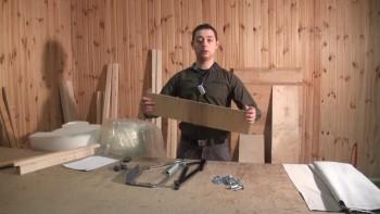 Угловой диван своими руками (Видеокурс)
