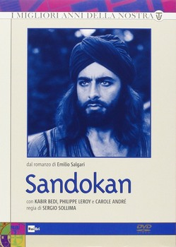 Sandokan (1976) [ I migliori anni della nostra Tv - Cofanetto ] 3 x DVD5 COPIA 1:1 ITA