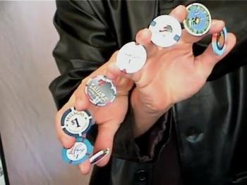 Покер: Полная серия трюков с фишками и картами / Poker: The Complete Chip and Card Handling Series (Обучающее видео)