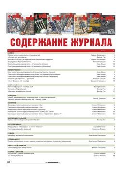 Подшивка журнала - Оружие №1-16 (январь-декабрь 2019) PDF. Архив 2019