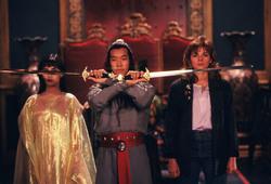 Большой переполох в маленьком Китае / Big Trouble in Little China (Расселл, Кэттролл, 1986) 36e3451349270630