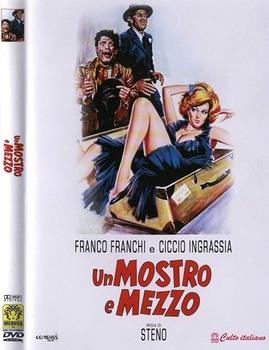 Un mostro e mezzo (1964) DVD5 Copia 1:1 ITA