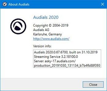 Audials One Platinum 2020.0.67.6700 (MULTI/ENG)