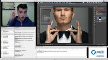 Adobe Photoshop. Коммерческая ретушь (Видеокурс)