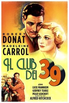 Il club dei 39 (1935) DVD9 COPIA 1:1 ITA-ENG