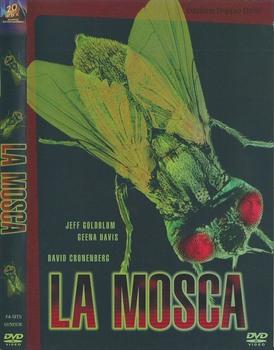 La mosca - Film (1986) [Edizione speciale 2 dischi] 2xDVD9 COPIA 1:1 ITA ENG