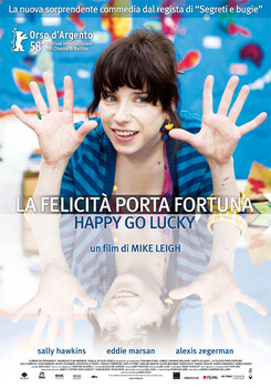 La felicità porta fortuna - Happy go lucky (2008) DVD9 COPIA 1:1 ITA-ENG