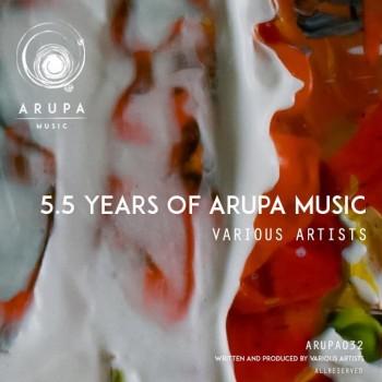 VA - 5.5 Years of Arupa Music (2019) Full Albüm İndir