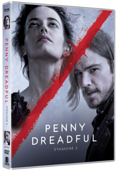 Penny Dreadful (2014–2016) Stagione 2 [ Completa ] 5 x DVD9 COPIA 1:1 ITA ENG SPA TED SPA FRA