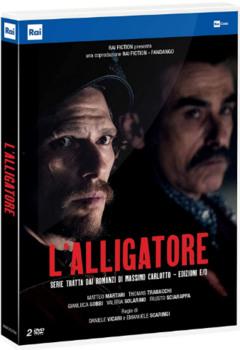 L'alligatore (2020) Stagione 1 [ Completa ] 2 x DVD9 COPIA 1:1 ITA