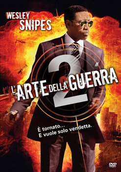 L'arte della guerra 2 (2008) DVD9 COPIA 1:1 ITA ENG FRA TED