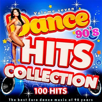 Various Artists - Dance Hits Collection 90s Vol.7 (2019) Full Albüm İndir