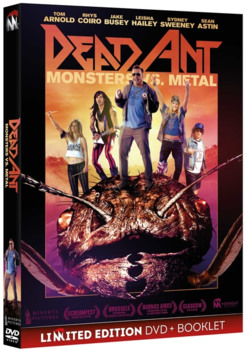 Dead Ant (2017) [ Limited edition ] DVD9