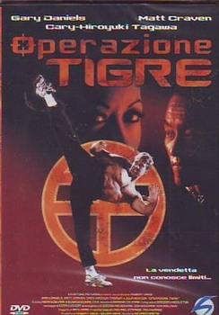 White tiger - Operazione tigre (1996) DVD5 COPIA 1:1 ITA