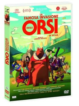 La Famosa Invasione degli Orsi in Sicilia (2019) DVD5