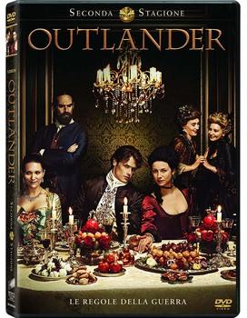 Outlander (2015) Stagione 2 [ Completa ] 5 x DVD9 COPIA 1:1 ITA ENG