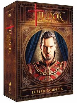 I Tudors - Scandali a corte - The Royal Collection (2007-2010) [ La serie completa ] 12 x DVD9 ITA ENG