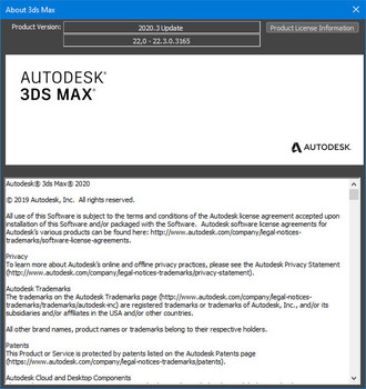Autodesk 3ds Max 2020.3 (MULTI/ENG)