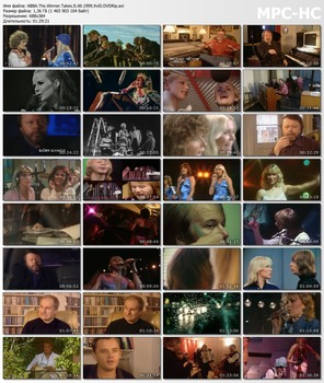ABBA - The ABBA Story - The Winner Takes It All (1999) DVDRip