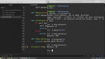 Python - ООП (2020) Видеокурс
