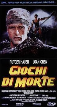 Giochi di morte ( 1989 ) DVD5 COPIA 1:1 ITA-ENG