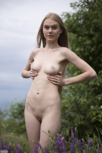 Nancy A Nancy - Naked in Nature