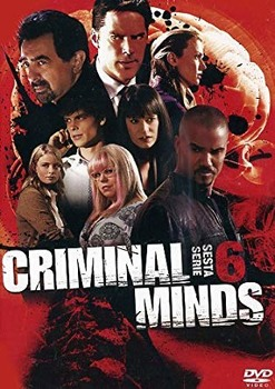 Criminal Minds - Stagione 6 (2010-2011) [Completa] 6xDVD9 COPIA 1:1 ITA ENG TED