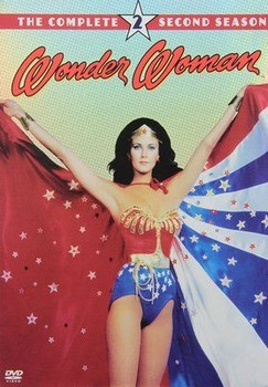 Wonder Woman - Stagione 2 (1976) 7xDVD9 1xDVD5 COPIA 1:1 ITA ENG