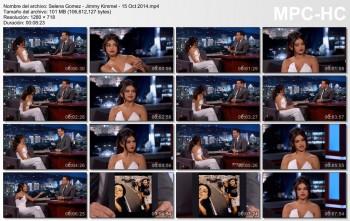 Selena Gomez On Jimmy Kimmel 2014 October 15 REQUEST FILL