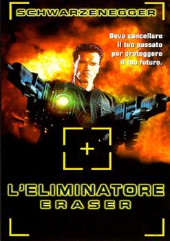 L'eliminatore - Eraser (1996) DVD5 Copia 1:1 ITA-ENG-FRE