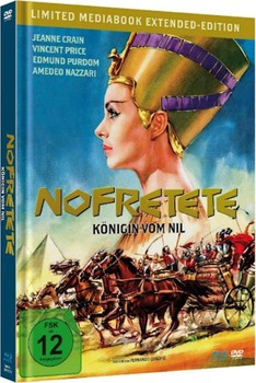 Nefertite, regina del Nilo (1961) Full Blu-Ray 41Gb AVC ITA ENG GER DTS-HD MA 2.0