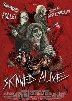 Skinned Alive (1990) DVD9