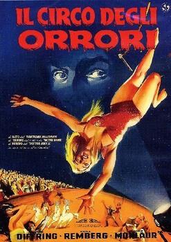 Il circo degli orrori (1960) DVD5 COPIA 1:1 ITA-ENG