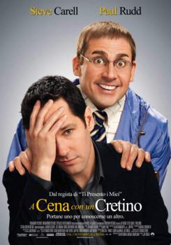 A cena con un cretino (2010) DVD9 Copia 1:1 ITA-ENG