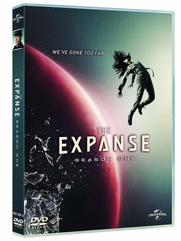 The Expanse (2016) Stagione 1 [ Completa ] 3 x DVD9 Copia 1:1 ITA-ENG-FRE-ESP