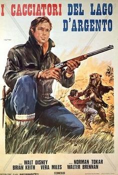 I cacciatori del lago d'argento (1964) DVD5 COPIA 1:1 ITA ENG FRA