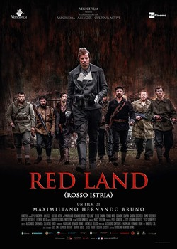 Red Land ( Rosso Istria ) (2019) DVD9 COPIA 1:1 ITA ENG