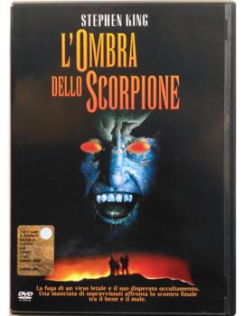 L'ombra dello scorpione (1994) Serie Unica 2XDVD9 COPIA 1:1 ITA/ENG/FRE/GER/SPA