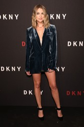 Ashley Benson - at the 30th anniversary of DKNY, NY, 9/9/2019