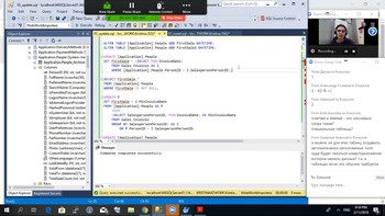 Разработчик MS SQL Server (2019) Видеокурс