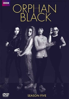 Orphan Black - Stagione 5 (2013 - 2017) 3xDVD9 COPIA 1:1 ITA ENG