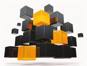 Абстрактный 3D дизайн / Abstract 3D architectural design B128bf1353189458