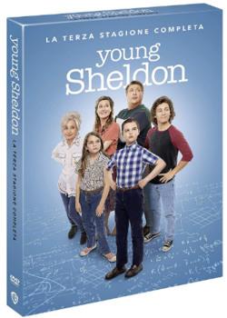 Young Sheldon (2019) Stagione 3 [ Completa ] 2 x DVD9 COPIA 1:1 ITA MULTI