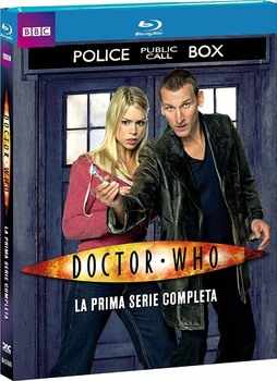Doctor Who - Stagione 1 (2005) [4 Blu-Ray] Full Blu-Ray AVC ITA ENG DTS-HD MA 5.1