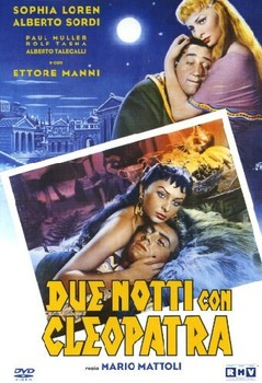 Due notti con Cleopatra (1953) [Import germania] dvd9 copia 1:1 ita ted