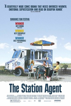 The Station Agent (2003) DVD9 COPIA 1:1 ITA ENG