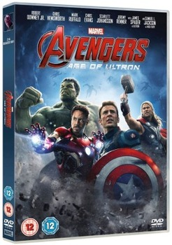 Avengers: Age of Ultron (2015) DVD9 Copia 1:1 Ita Multi